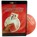 25-Amazing Magic Tricks with a Svengali Deck DVD
