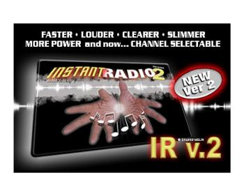 Instant Radio v2 ...New and Improved...
