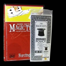 Ultimate Magician's Insurance Policy - Professional Version With