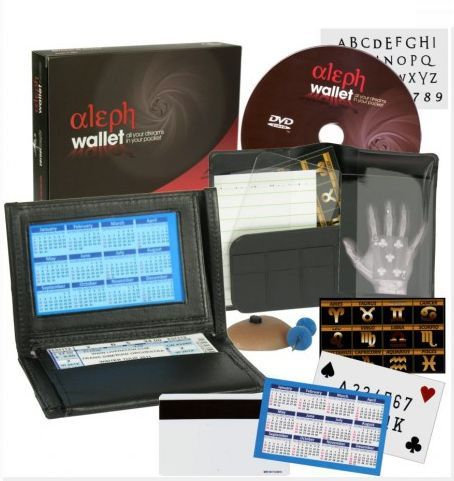 Aleph Wallet (Cartera