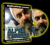 ALPHA TO OMEGA - By Stephen Tucker