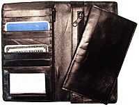 BKM Wallet - Genuine Leather