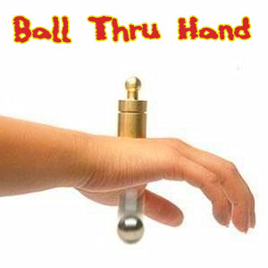 Ball Through Hand