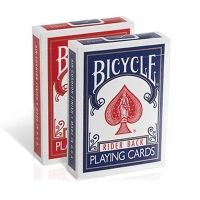 Bicycle Deck Blue or Red
