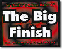 The Big Finish by Jay Sankey