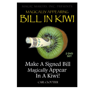 Bill in Kiwi - Carl Cloutier 2 DVD Set