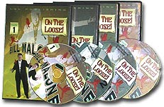 Bill Malone On The Loose 4-Volume DVD Set