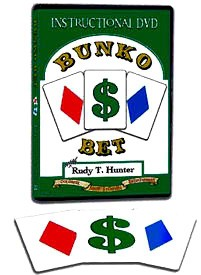 Bunko Bet DVD with Bicycle Cards