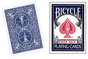 Bicycle Playing Cards (Blue)