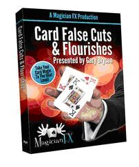 Card False Cuts-Flourishes Presented by Gary Bryson-Magician FX