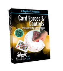 Card Forces and Controls Presented by Gary Bryson & Magician FX