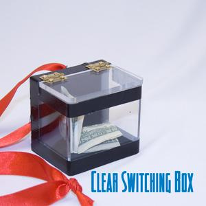 Clear Switching Box