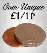 Coin Unique PRO £1/1p Version