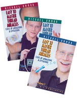 Easy to Master Thread Miracles-Michael Ammar 3 Volume DVD Set