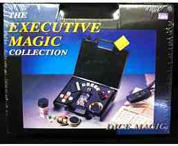The Executive Magic Collection *Dice Magic *