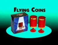 Flying Coins By Chu's Magic