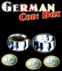 German Coin Box for 1 Euro Coin by Werry