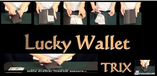 Lucky Wallet by TRIX