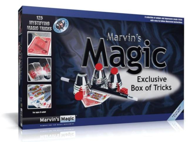 Marvin\'s Magic Exclusive Box of Tricks