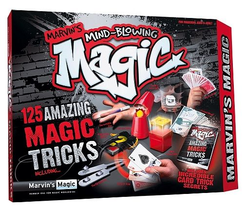 Marvin's Magic 125 Mind Blowing Magic Tricks