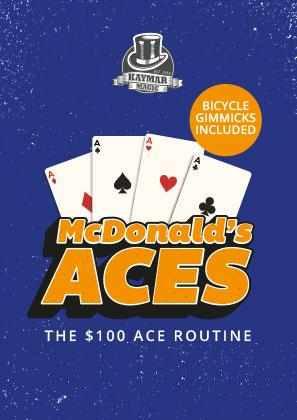 McDonalds Aces - $100 Ace Routine