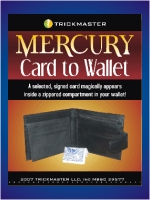 Card In Wallet - Mercury