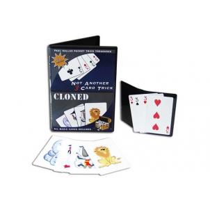 Not Another 3 Card Trick & Cloned Packet Tricks with DVD