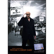 Psychic's Credit Card by Menny Lindenfeld