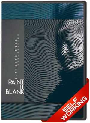 Paint It Blank by John Bannon and Big Blind Media