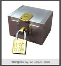 The Strong Box by Joe Porper