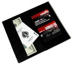 W Wallet with Money Printer Plus DVD