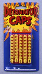 Strip (Detonator) Caps