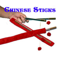 Aluminium Chinese Sticks with 2 Bags
