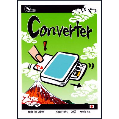 Converter (Red) by Kreis Magic