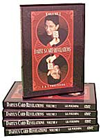 Daryl Card Revelations Volume 1-5 DVD Set