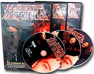 Jeff McBride's Magic on Stage - Volumes 1-2 and 3 DVD