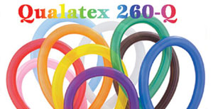 260-Q Balloons From Qualatex