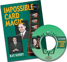Ray Kosby's-Impossible Card Magic DVD