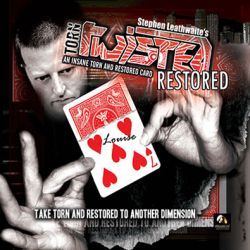 Torn, Twisted, and Restored DVD by Stephen Leathwaite