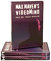 Videomind by Max Maven Volumes 3 DVD Set